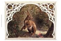 Missy Rabbit Fine-Art Print