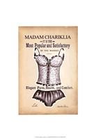 Chariklia's Lingerie II Fine-Art Print