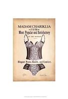 Chariklia's Lingerie IV Fine-Art Print