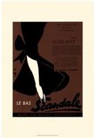 Le Scandale Fine-Art Print