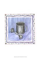 Heirloom Cup & Rattle I Fine-Art Print