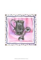 Heirloom Cup & Rattle II Fine-Art Print