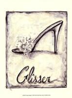 French Slipper Fine-Art Print