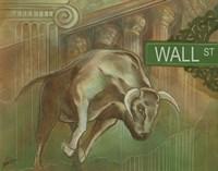 Bull Market Fine-Art Print