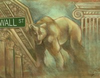 Bear Market Fine-Art Print