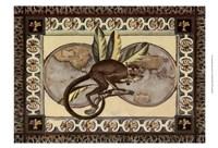 Large Tropical Monkey II Fine-Art Print