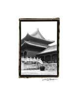 Palace Rooftops, Beijing Giclee