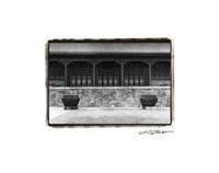 Chinese Symmetry, Beijing Giclee