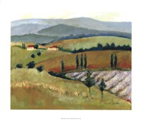 Daydreams in Tuscany II Giclee