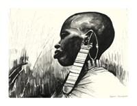 Aiyetoro- Peace on Earth Giclee
