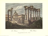 The Roman Forum Fine-Art Print
