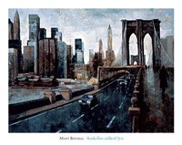 Manhattan Without You Fine-Art Print