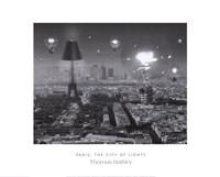 Paris, The City of Lights Fine-Art Print