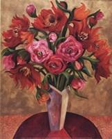 Fire Flowers Fine-Art Print
