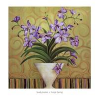 Purple Spring Fine-Art Print