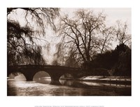 Clare Bridge, Cambridge Fine-Art Print