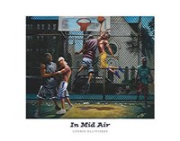 In Mid Air (28 x 22) Fine-Art Print