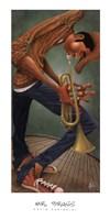 Mr. Brass Fine-Art Print