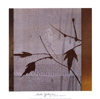 Umber Leaves Fine-Art Print