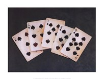 Straight Flush Fine-Art Print