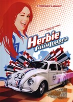 Herbie:  Fully Loaded Fine-Art Print