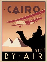 Cairo by Air Fine-Art Print