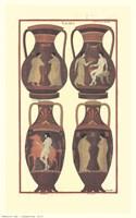 Greek Vases Fine-Art Print