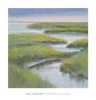 Winding Everglade Fine-Art Print