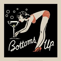 Bottoms Up Fine-Art Print
