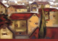 Village View Fine-Art Print