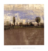 Toscano Pasture Fine-Art Print