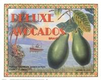 Deluxe Avacados Fine-Art Print