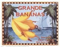 Grande Bananas Fine-Art Print