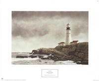 Portland Light Fine-Art Print