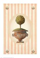 Garden Topiary I Fine-Art Print