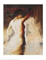 Sanguine et Blanche Fine-Art Print
