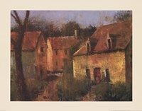 French Farmhouse I Fine-Art Print