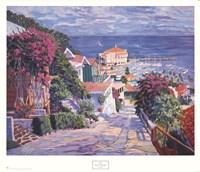 The Road to the Harbor Fine-Art Print