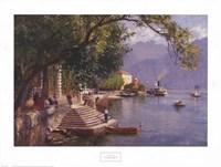 Villa Carlotta, Lake Como Fine-Art Print
