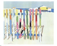Rainbow Beach, 1977 Fine-Art Print