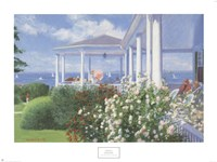 The Verandah, 1985 Fine-Art Print