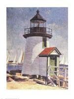 Nantucket Lighthouse Fine-Art Print