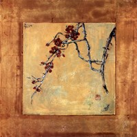 Chinese Blossoms II Fine-Art Print