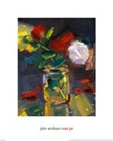 Rose Jar Fine-Art Print