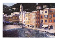 Portofino Morning Fine-Art Print