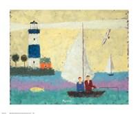 Fishing Fine-Art Print