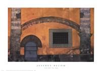 Yellow Wall, Pisa, Italy Fine-Art Print