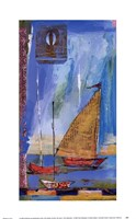 Sail Away I Fine-Art Print
