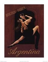Argentina Fine-Art Print