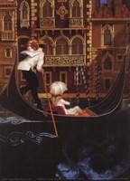 Sul Grande Canal Venezia Fine-Art Print